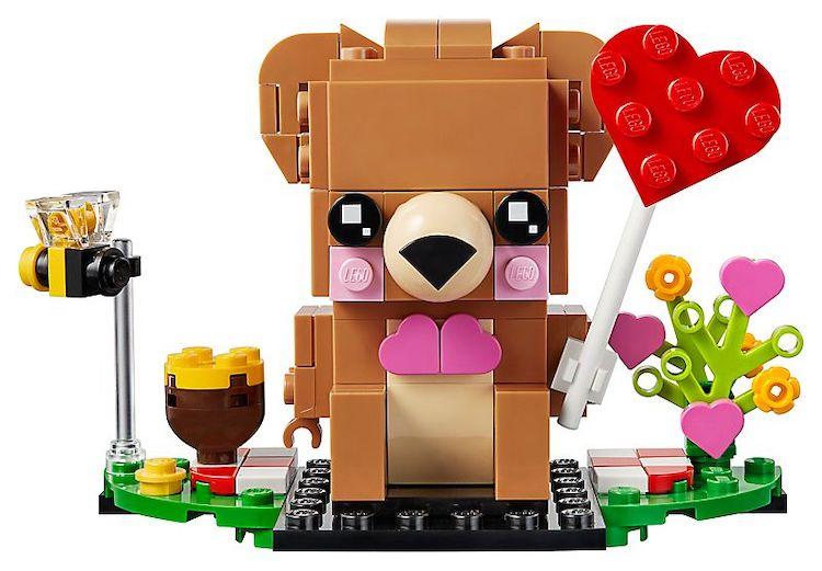 Oso de LEGO