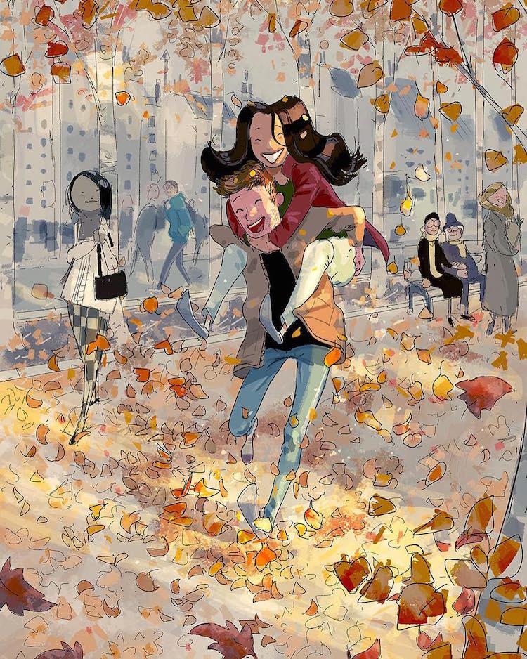 Digital Illustration Pascal Campion