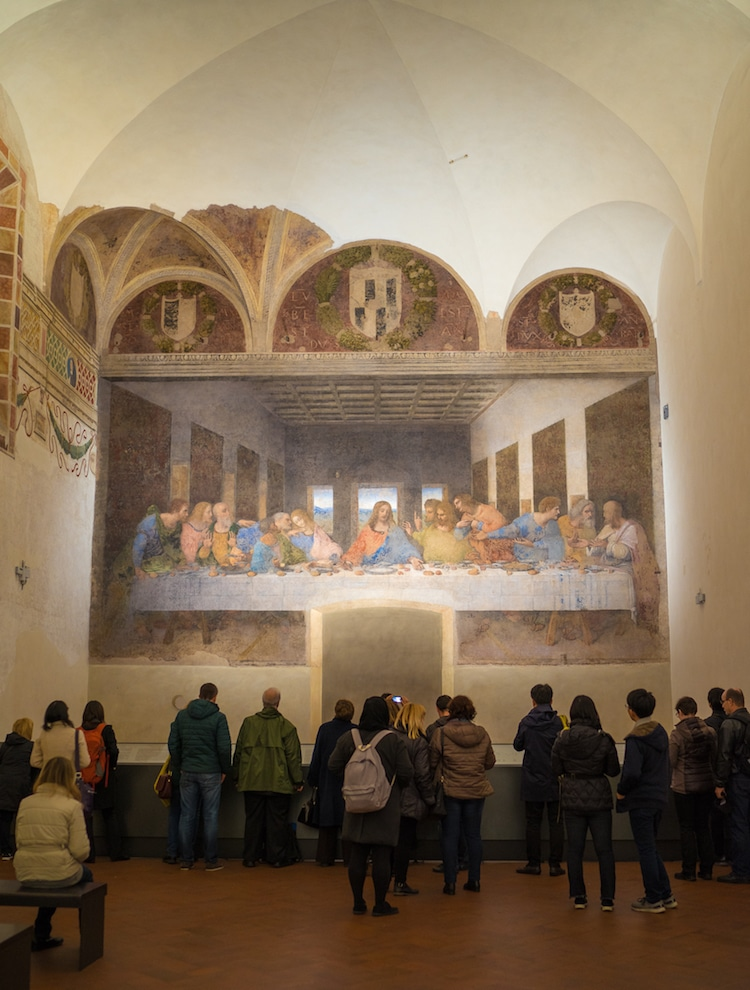 Famous Art Pieces Where is the Last Supper
