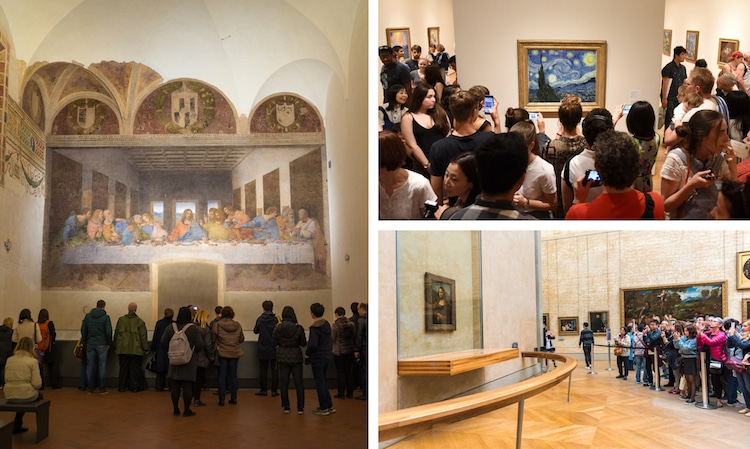 Famous Art Pieces Where is the Mona Lisa Museum