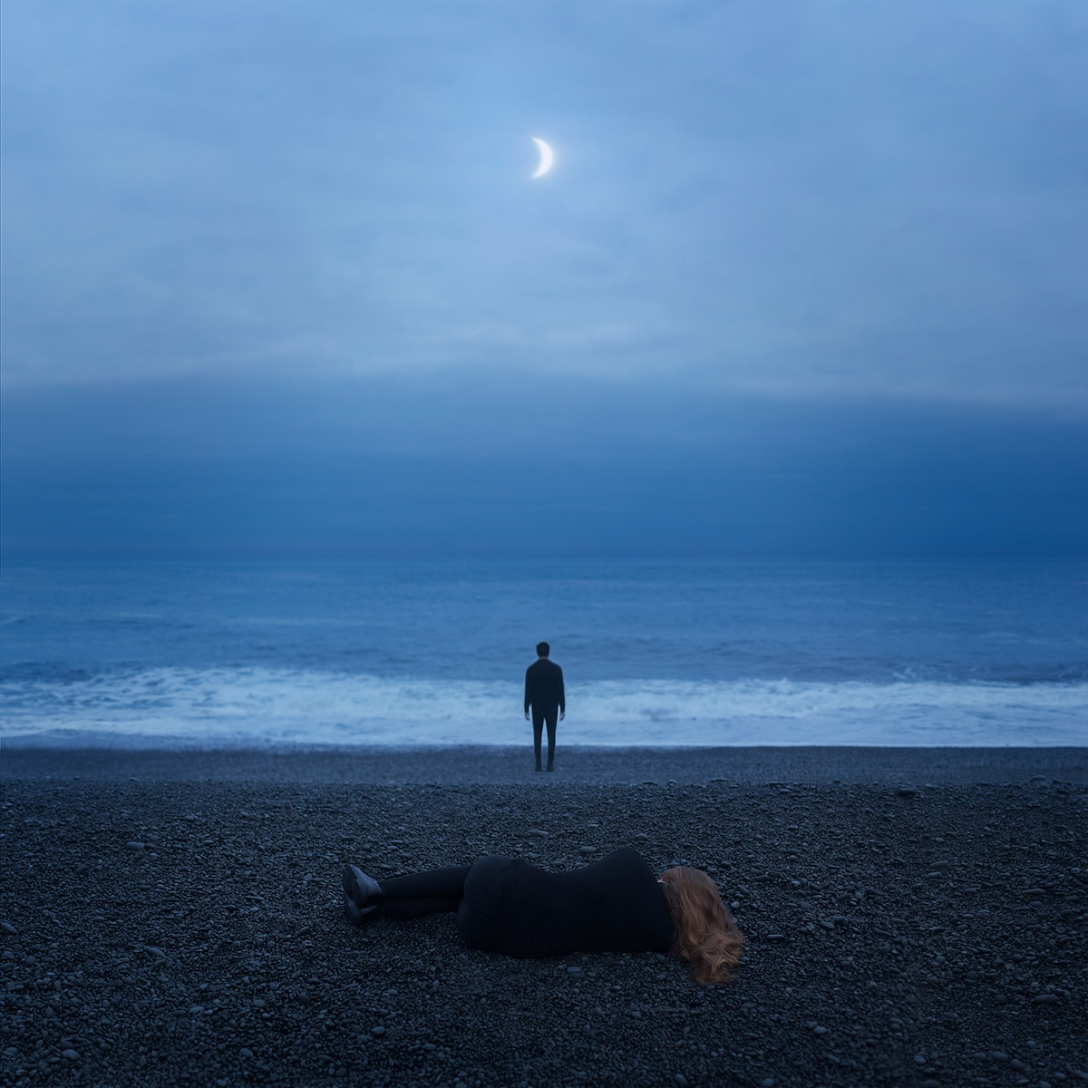 Depression Photography by Gabriel Isak