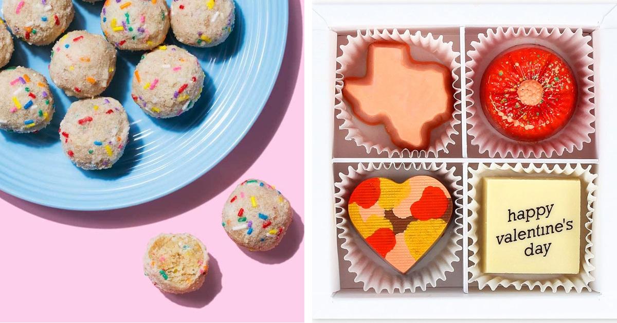 Valentine's Day Gourmet Candy