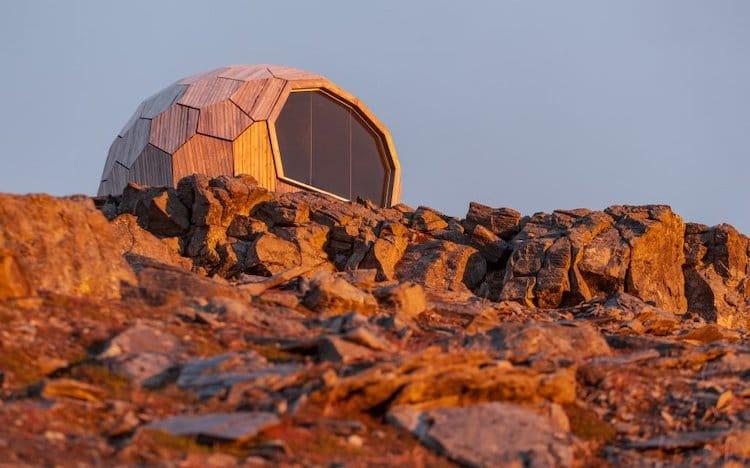 Norwegian Trekking Association (DNT) Cabin in Hammerfest