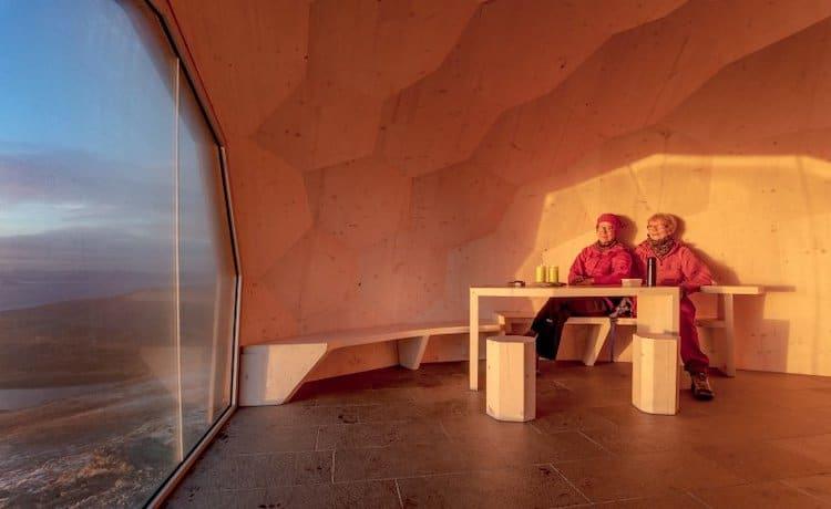 Hammerfest Hiking Cabin - SPINN Arkitekter
