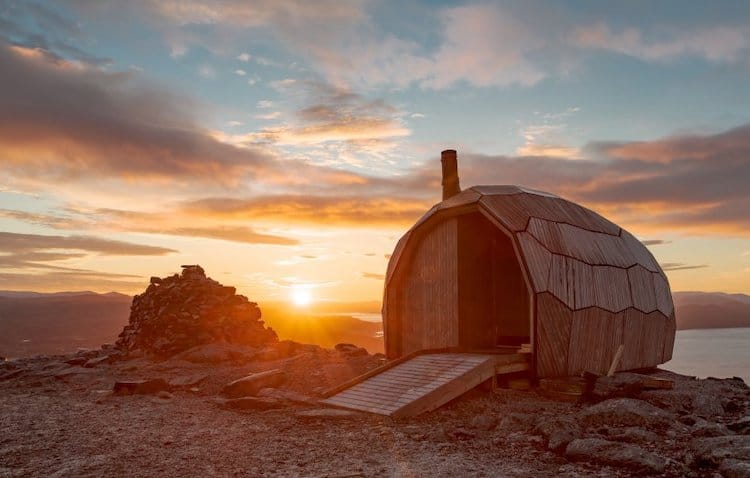 Norwegian Trekking Association (DNT) Cabin in Hammerfest