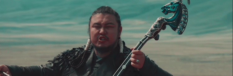 Mongolian Heavy Metal HU Band
