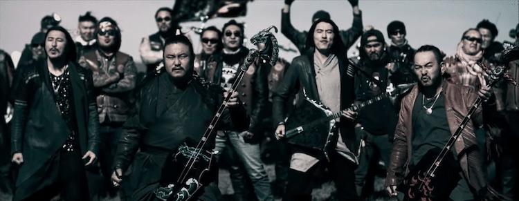 heavy metal de Mongolia música de mongolia