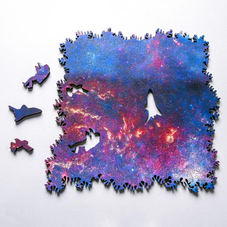 Nervous System Infinity Puzzle Infinity Jigsaw Puzzle