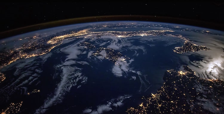 International Space Station Time-Lapse Video by Bruce W. Berry Jr.