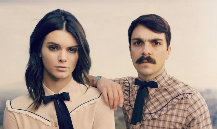 Photoshop with Kendall Jenner by Kirby Jenner