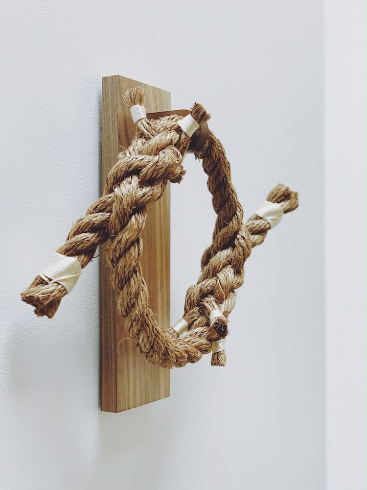 Knot Tying Art by Windy Chien