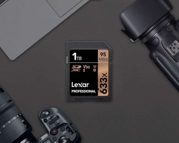 Lexar 1TB Memory Card