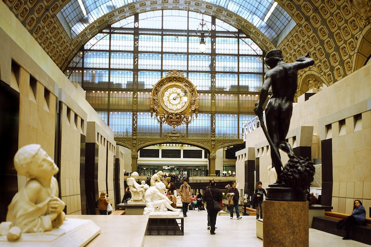 Musee d'Orsay History Musee d'Orsay Train Station Musee d'Orsay Facts Impressionist Museum Paris