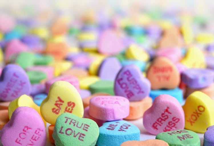 History of Conversation Hearts