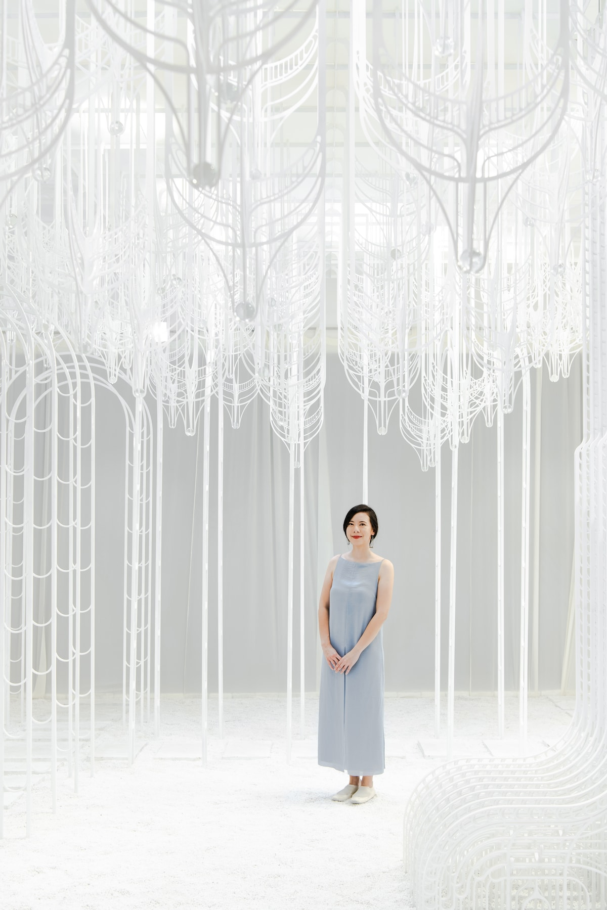 Pamela Tan Garden of Eden Installation Architectural Installation