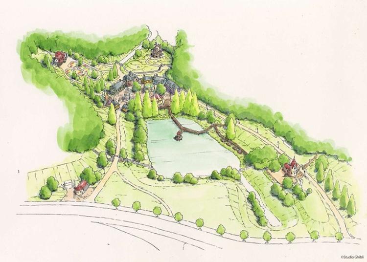 Studio Ghibli Theme Park Plans