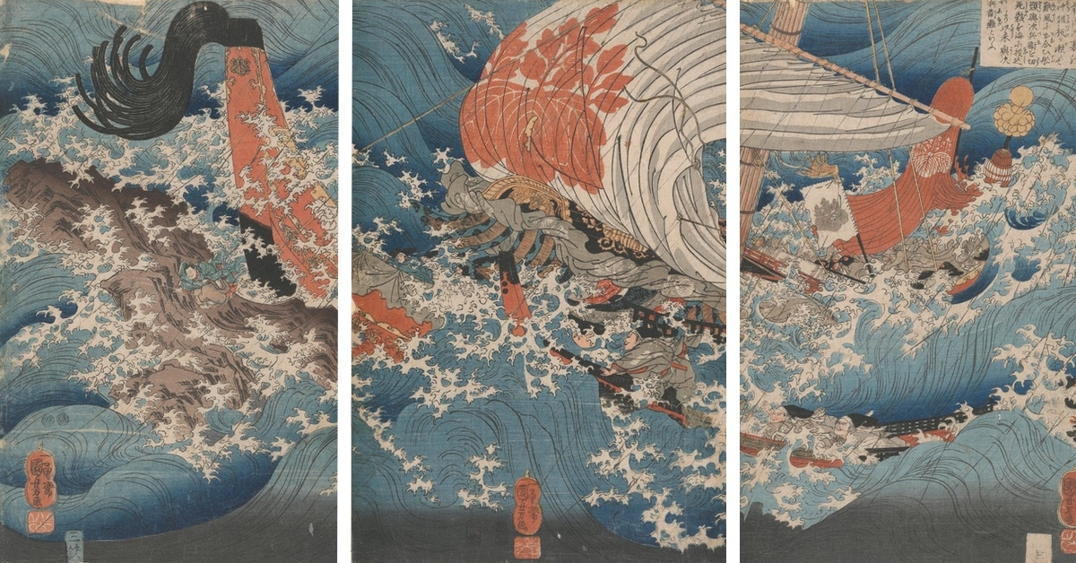 Van Gogh S Obsession With Japanese Woodblock Prints Revealed