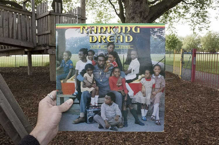 Vinyl Albums Covers Photos by Alex Bartsch