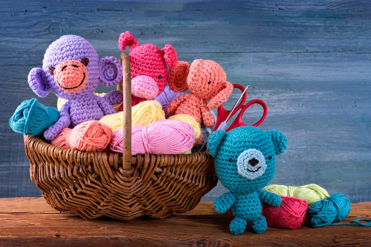 15 Amigurumi Patterns You Must Crochet | Make and Takes | 500x750