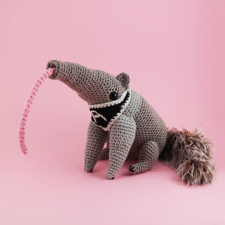 Patrón de crochet amigurumi