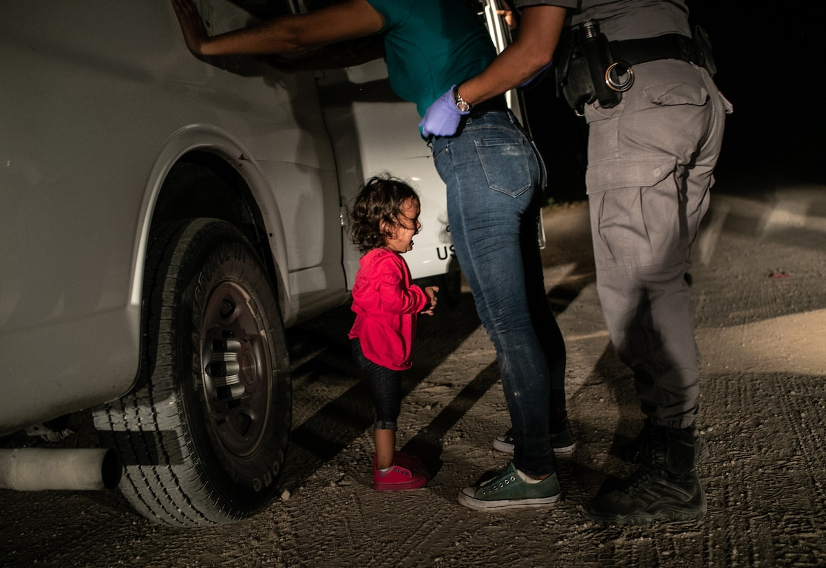 World Press Photo 2019 finalistas nominados migrantes méxico