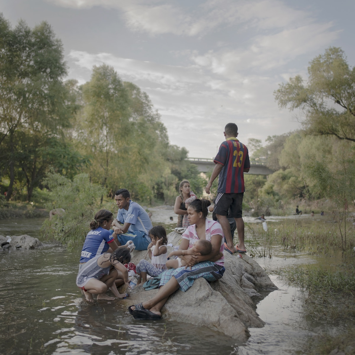 World Press Photo 2019 finalistas nominados mexico migrantes