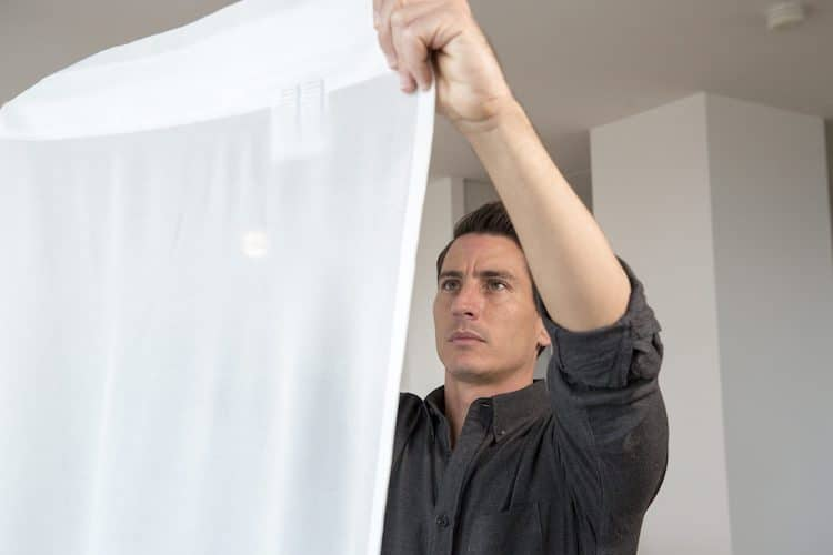 IKEA Curtains that Keep Air Clean