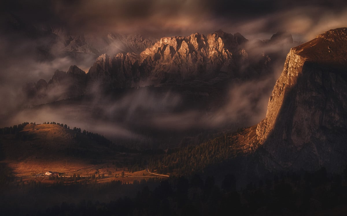 Concurso International Landscape Photographer of the Year Fotógrafos de Paisaje