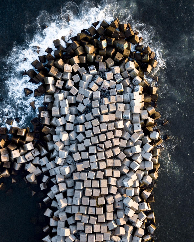 Fotos aéreas de Barcelona por Márton Mogyorósy