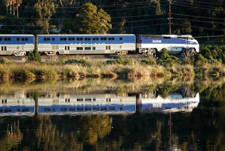 mejores trenes del mundo tren california