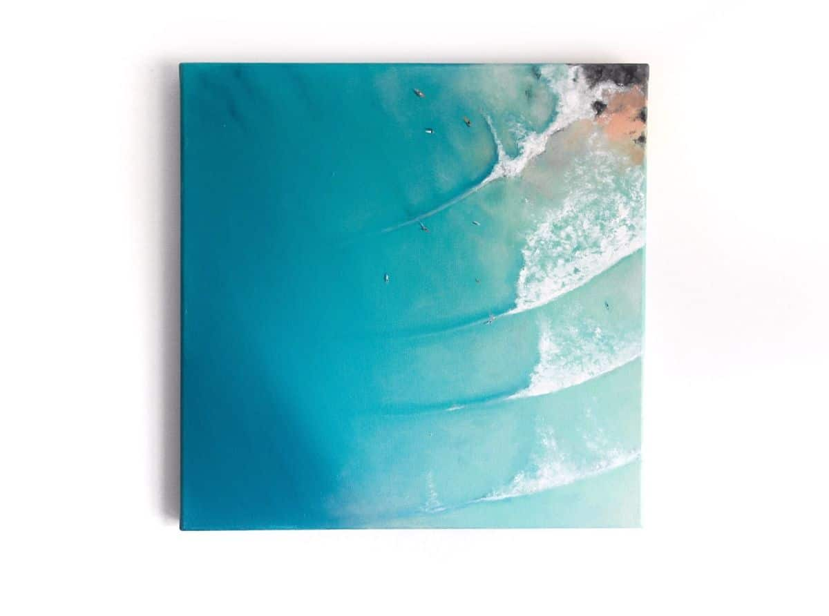 Pinturas del océano por Bree Brooks