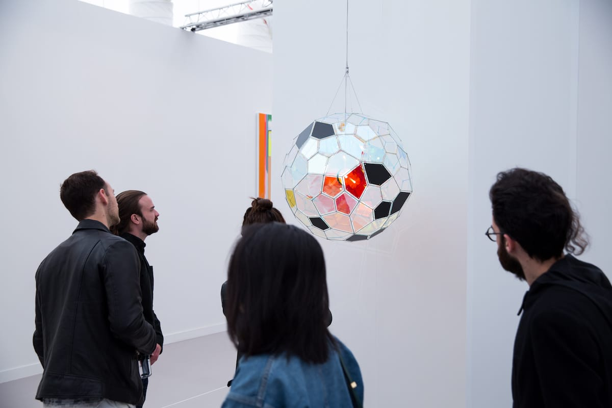 Los Ángeles Frieze Art Fair 2019