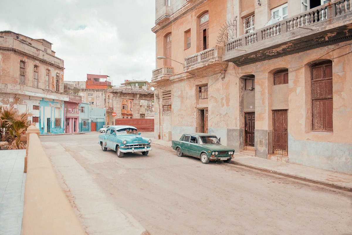 Travel Photography to Havana by Helene Havard