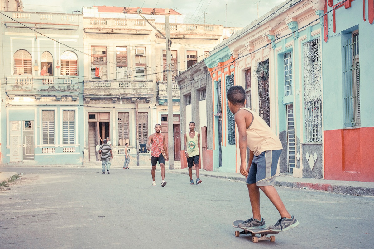 Cuba Photos by Helene Havard