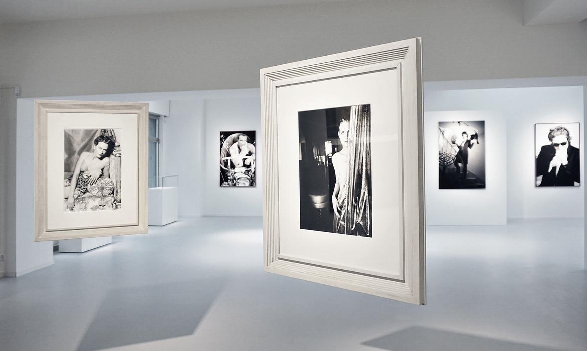 Homage to Karl Lagerfeld - 22 Years of Exhibitions
