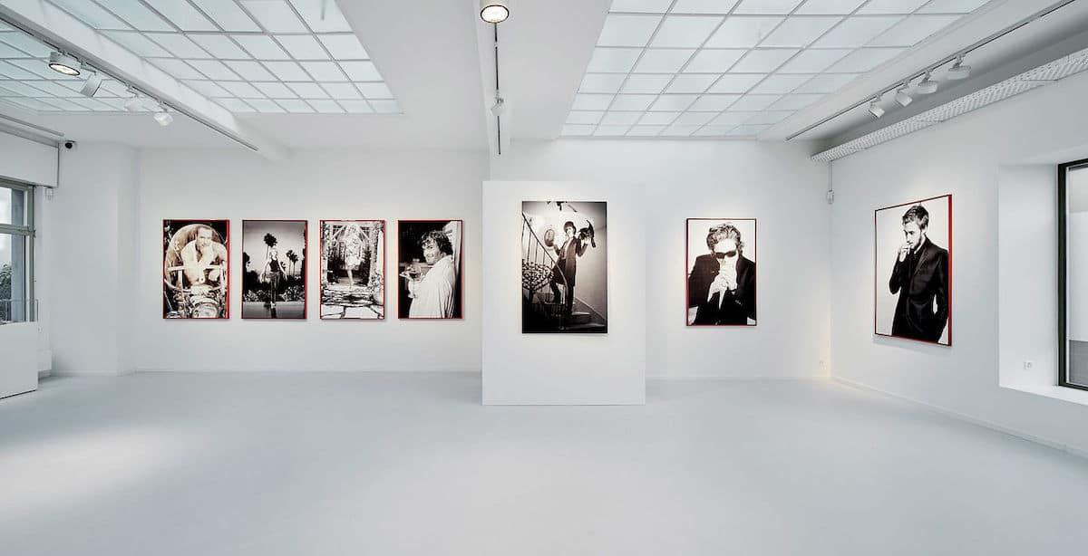 Karl Lagerfeld Photography Exhibition