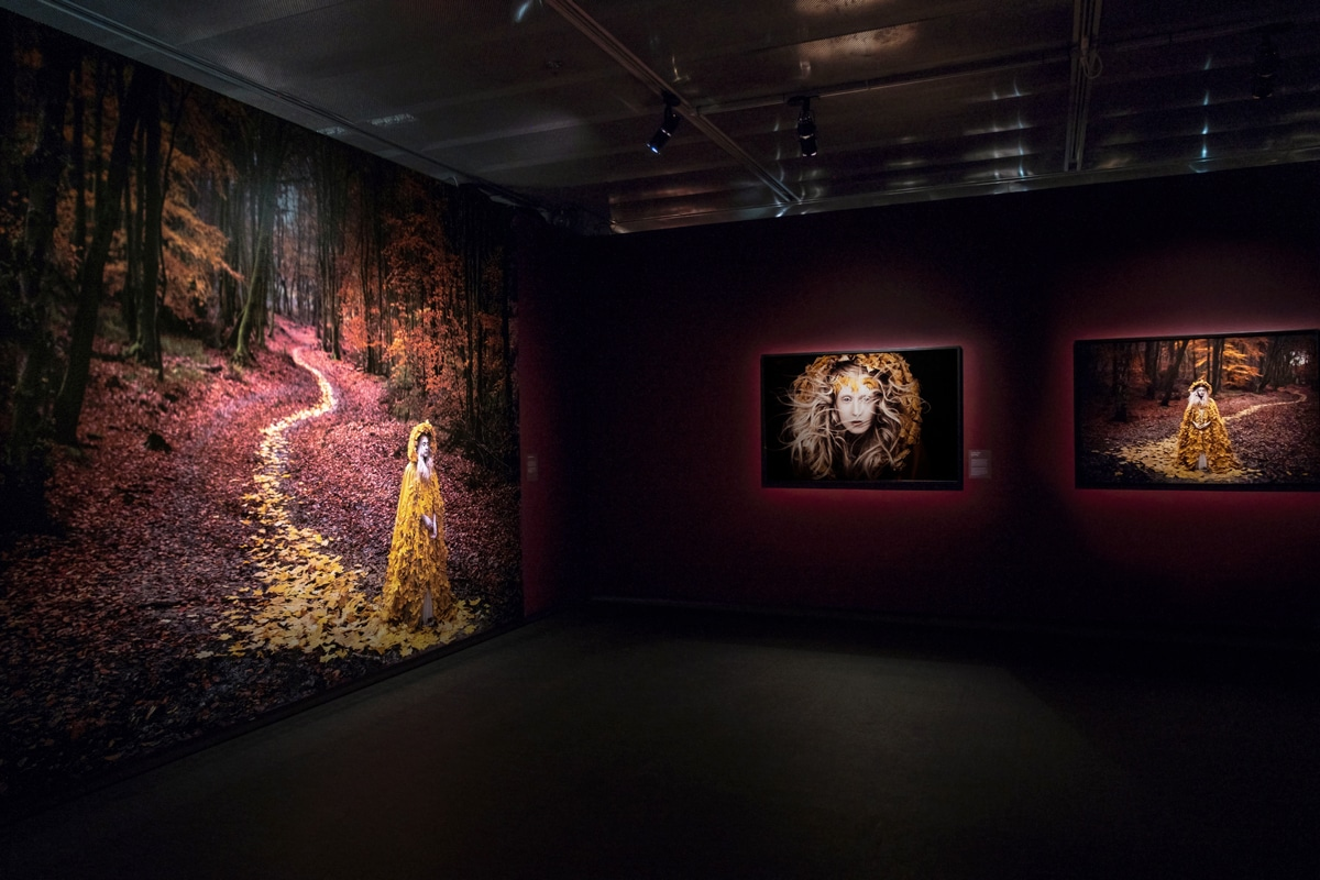 Wonderland Exhibition by Kirsty Mitchell