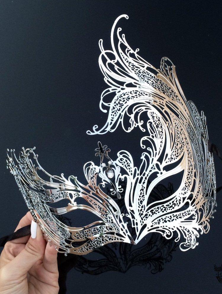 Mardi Gras Masks Carnival Masks Venetian Masks
