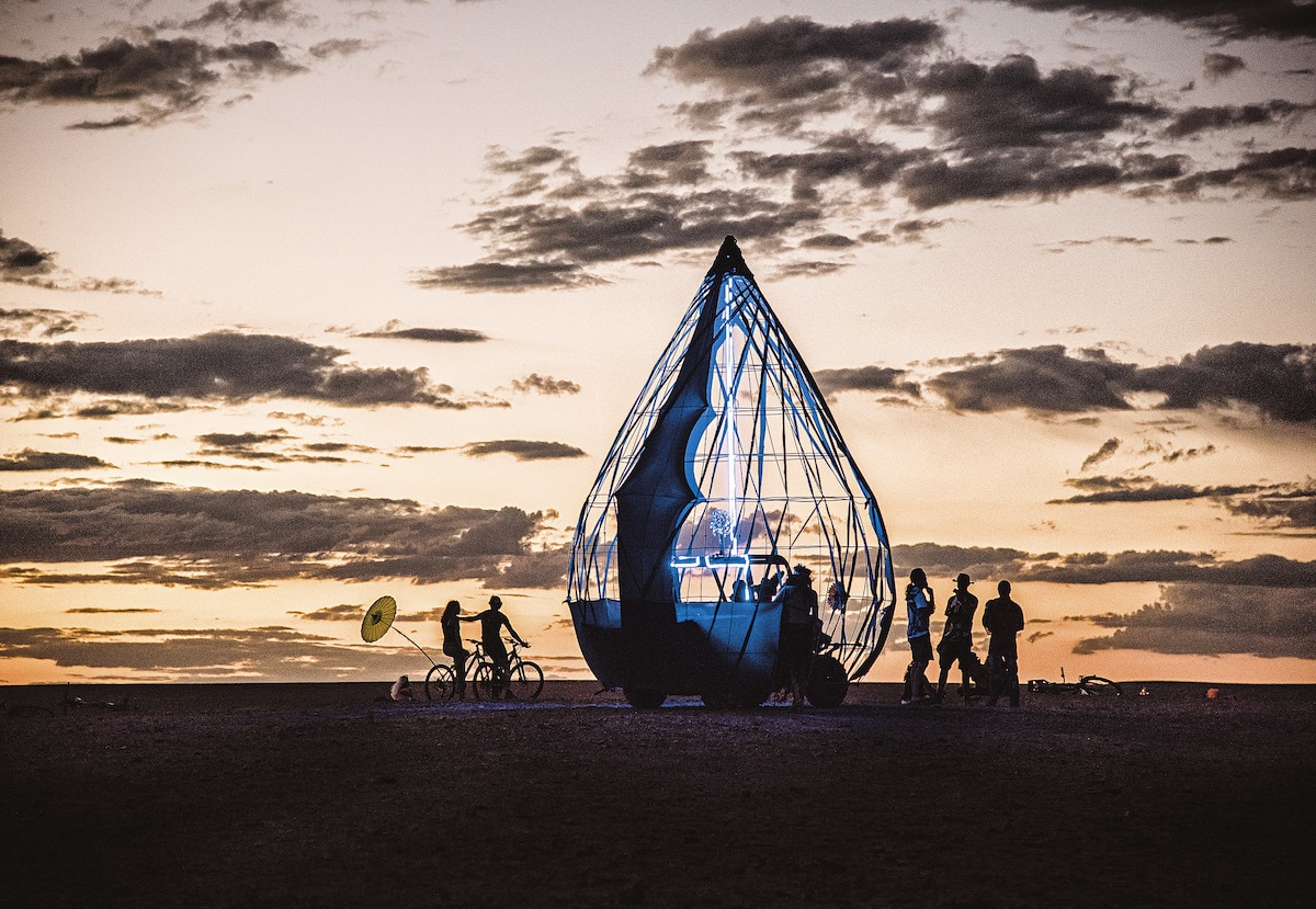 Photo of Afrikaburn Festival by Marek Musil