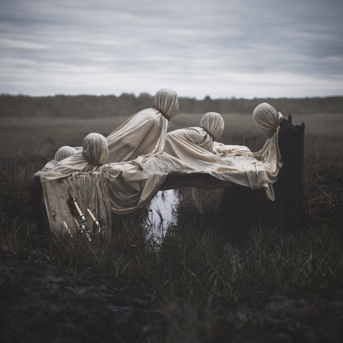 Sleep Paralysis Photography by Nicolas Bruno