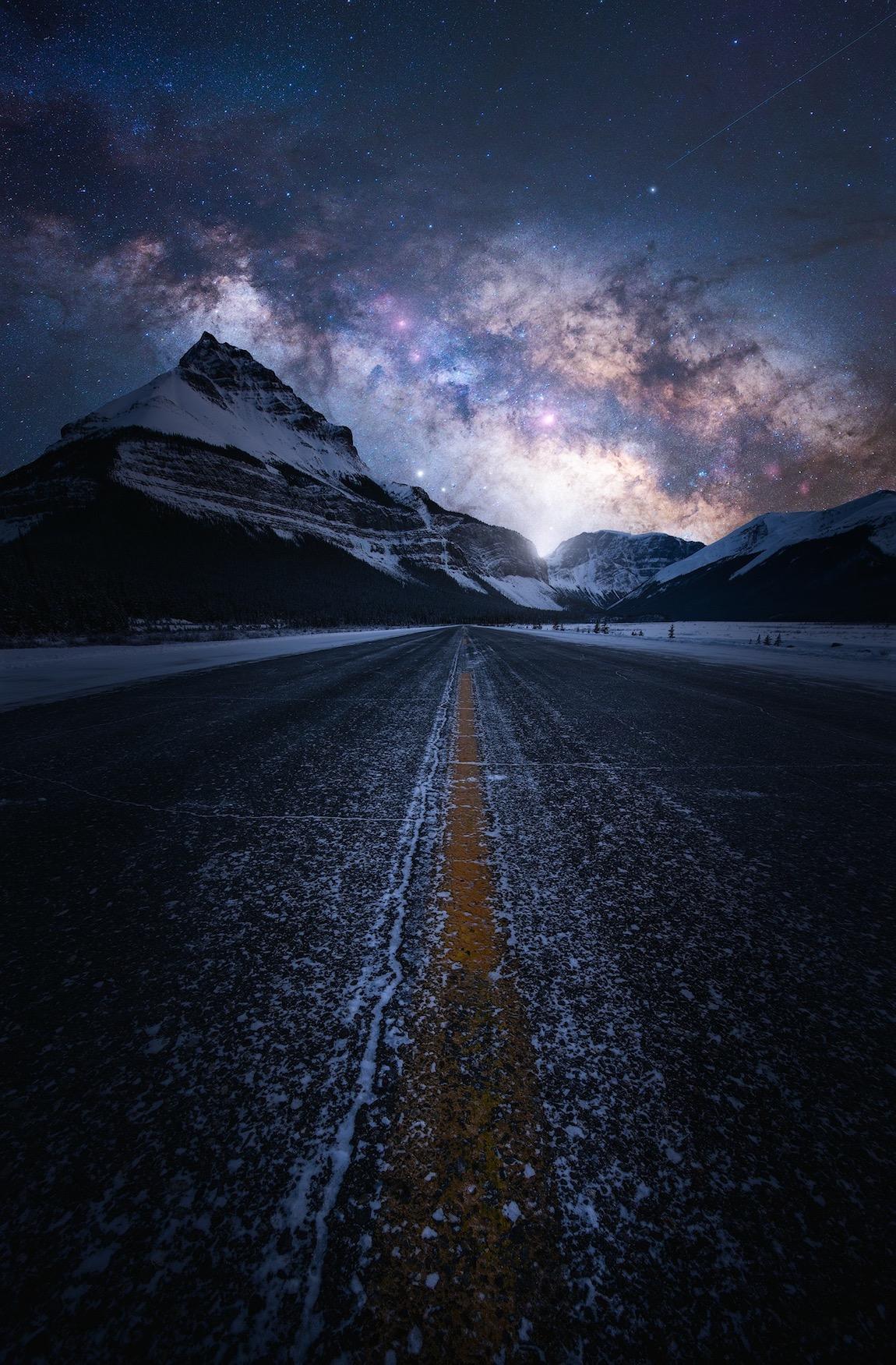 Daniel Greenwood Night Landscape Photography