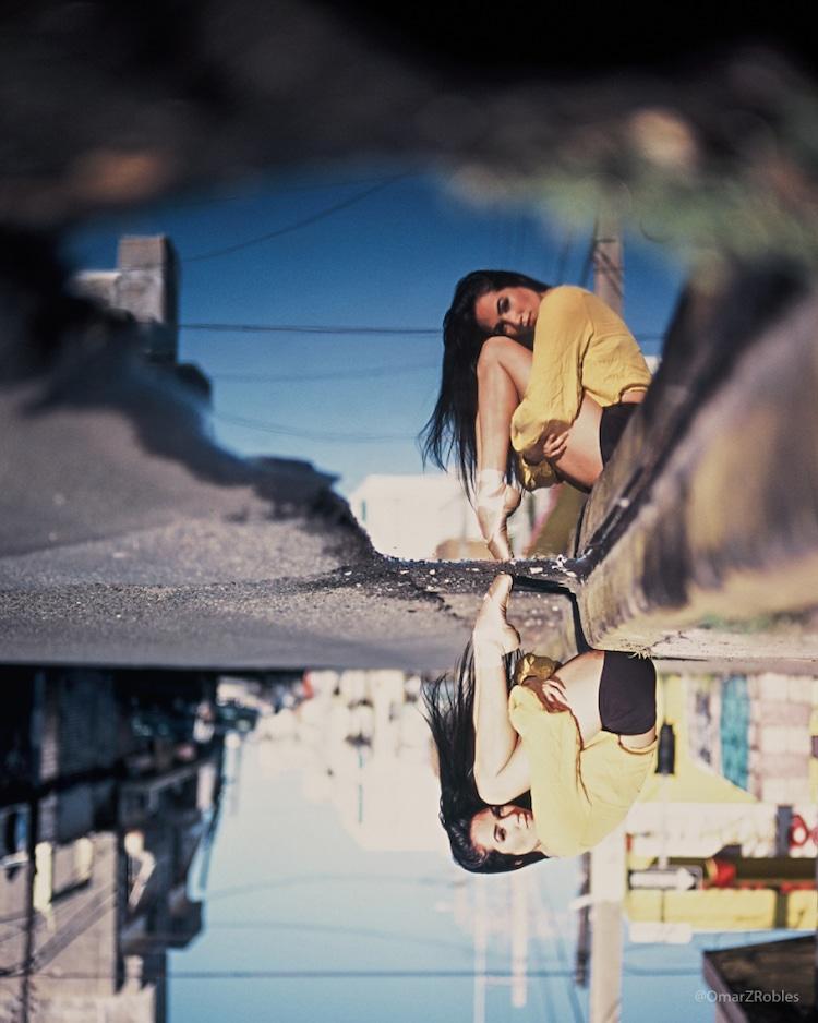 bailarines de puerto rico por Omar Z. Robles