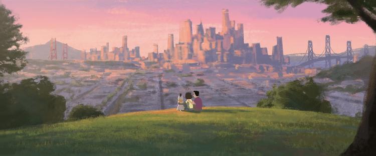 Pixar Kitbull Pixar Shorts SparkShorts