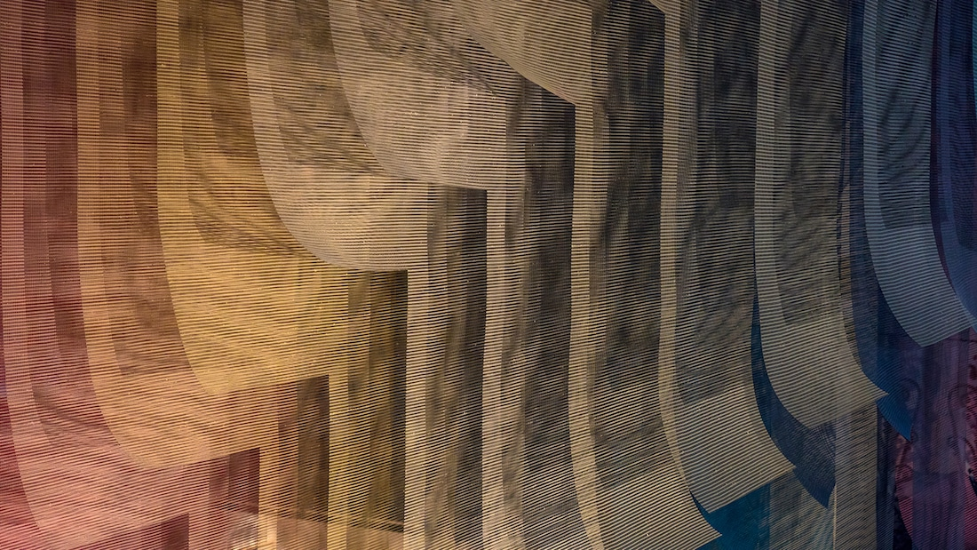 Church Art Installation Quintessenz Carme Genesis