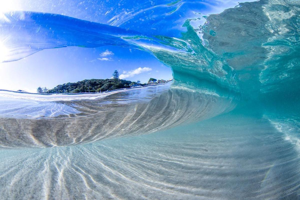 Ocean Photography by Sean Scott