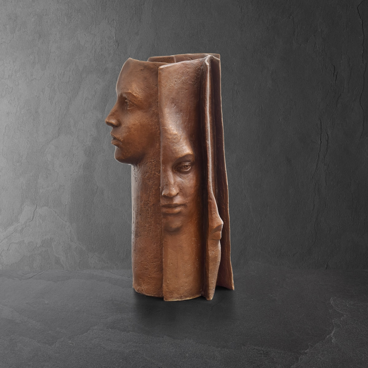 Paola Grizi Bronze Sculpture