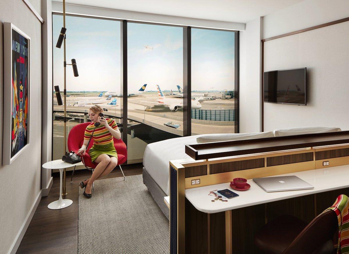 TWA Airport Hotel