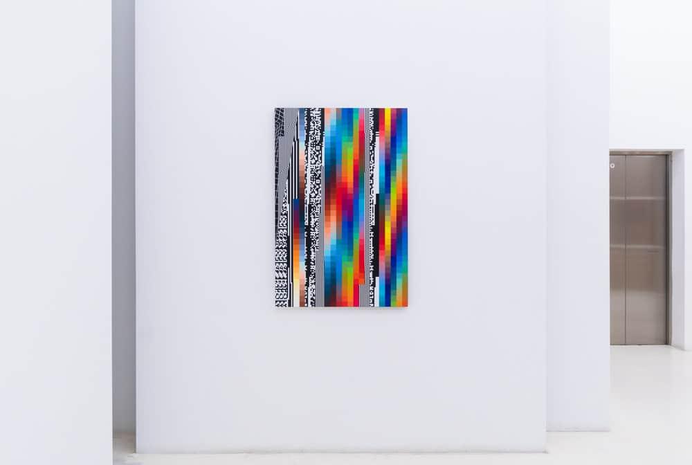 Arte en 8 Bits por Felipe Pantone