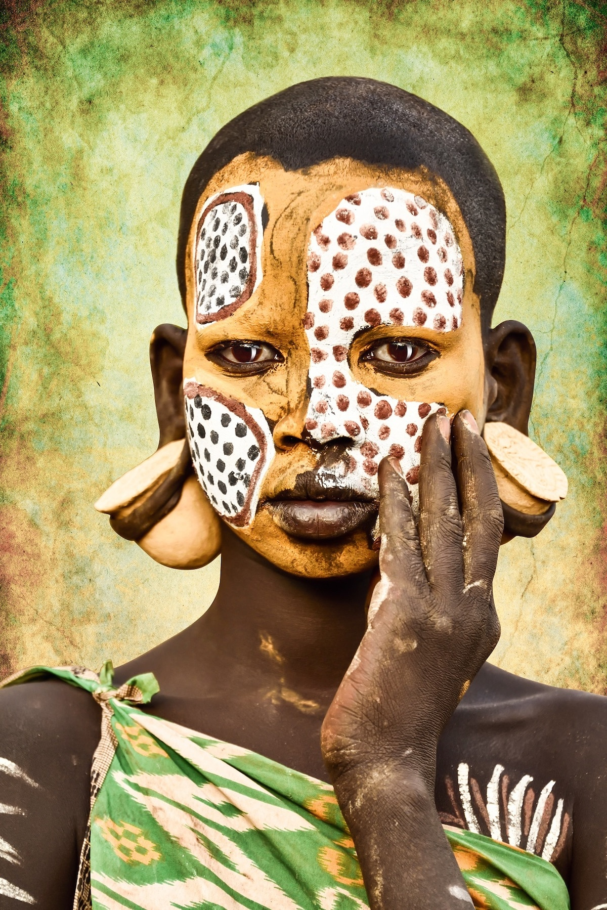 Surma Tribe in Ethiopia