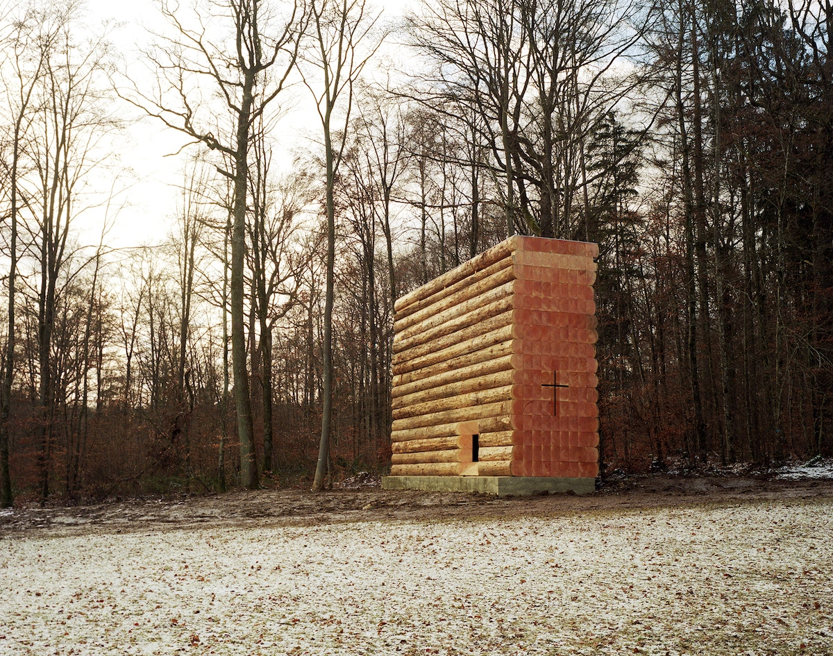Modern Chapel by John Pawson